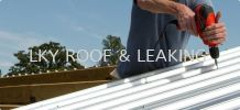 Metal or Zinc Roof Leak Repair Service Metal or Zinc Roof Leak Repair Service