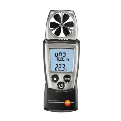 Testo 410-2 - Vane Anemometer [Delivery: 3-5 days subject to availability]