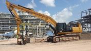 Komatsu PC400LC-5 Vibro Excavator Heavy Construction Products & Services