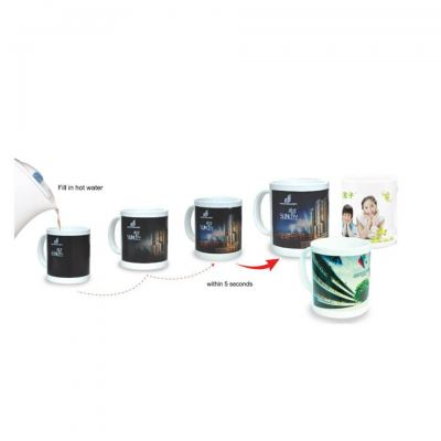White Magic Mug (400ml)