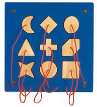 ZMDD2002 Shapes Matching Wall - Mounted Panel