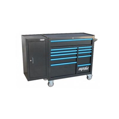 SP40160 | SP40161 Custom Series Roller Cabinet With Side Cabinet