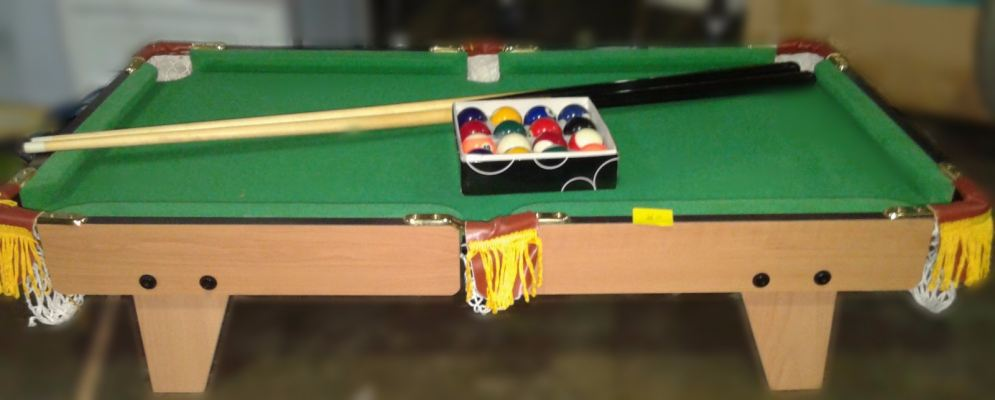 Legler Pool Table !!