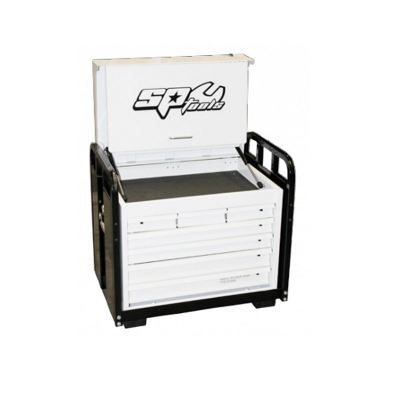 SP40317 Off Road Series Field Service Heavy Duty Tool Boxes With 30% Thicker Steel