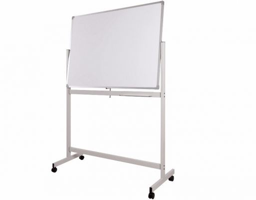 DMS23 Double Sided Board wt Stand 60 x 90 cm