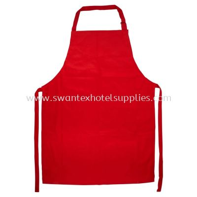 Apron - Red Color