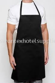 Apron - Black Color