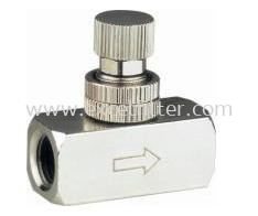 (V-CVS-SS) Stainless Steel Stopper Joint Valve