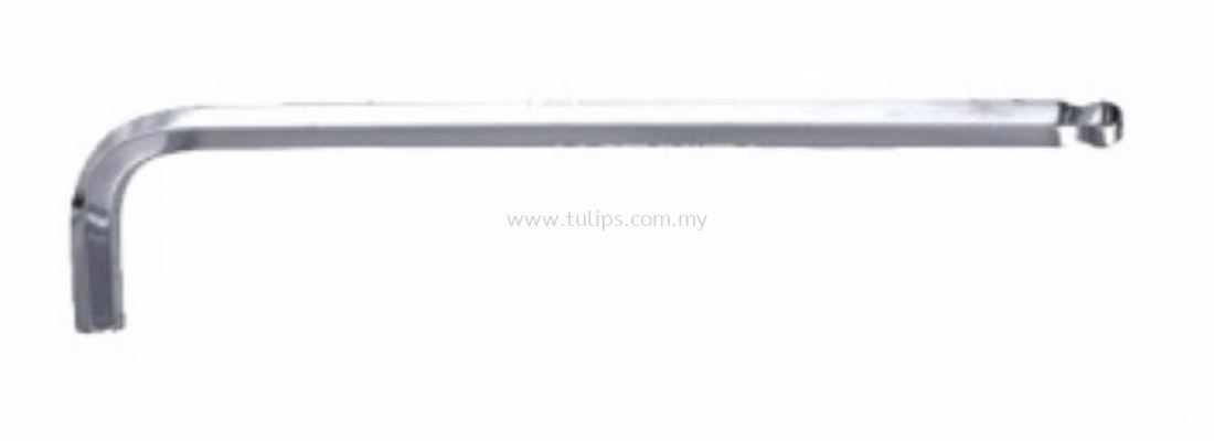 Long Type Ball Point Hex Key