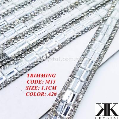 Trimming M13#, Color: A2#