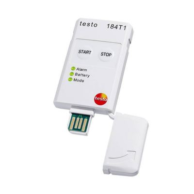 Testo 184 T1 - Temperature Data Logger for Transport Monitoring [SKU 0572 1841]