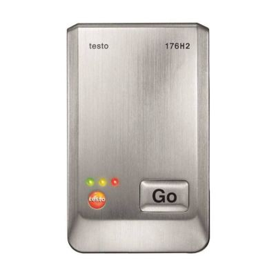 Testo 176 H2 - Climate data Logger for Humidity and Temperature [Delivery: 3-5 days subject to availability]