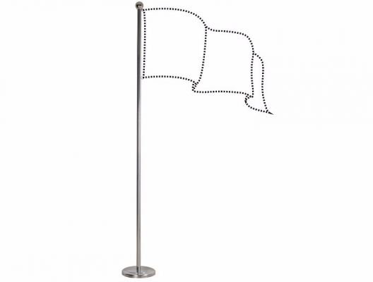FP222 Indoor Flag Pole 180 cm (6')