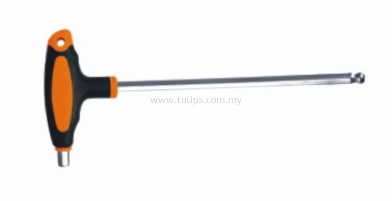 T-Handle Ball Point Hex Key
