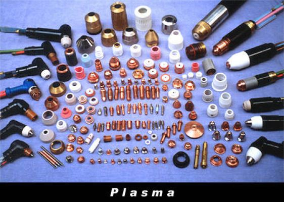 Plasma Cutting-2F Welding Torch & Consumables
