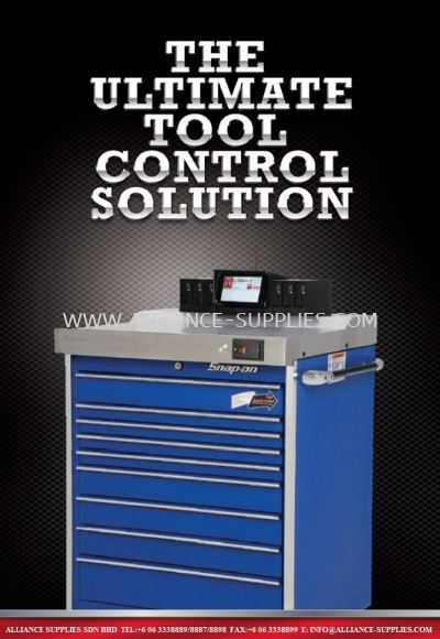 SNAP-ON The Ultimate Tool Control Solution
