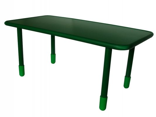QM001 Rectangular Table Wt Adj Leg