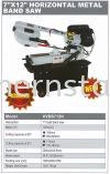 7''X12'' Horizontal Metal Bandsaw Band Saw Machine (Metal)