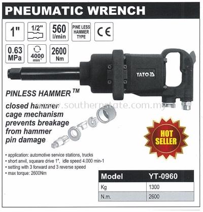 YATO Pneumatic Wrench