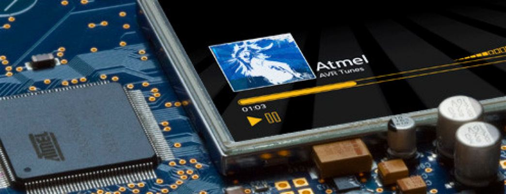 32-bit AVR UC3 Microcontrollers