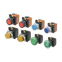 Omron Push Buttons / Indicator Lamps