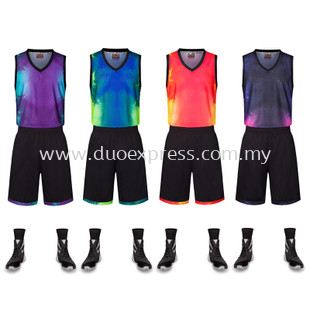 Dye Sublimation Sport Jersey 4