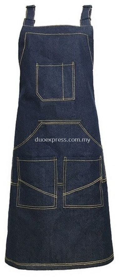 Denim Full Apron c/w buckle