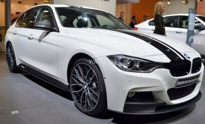 BMW F30 M Performance