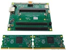 RPI-COMPUTE3-KIT - Raspberry Pi Compute Module 3 Development Kit
