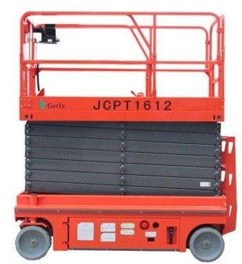JCPT1612 Scissor Lift - 16meter