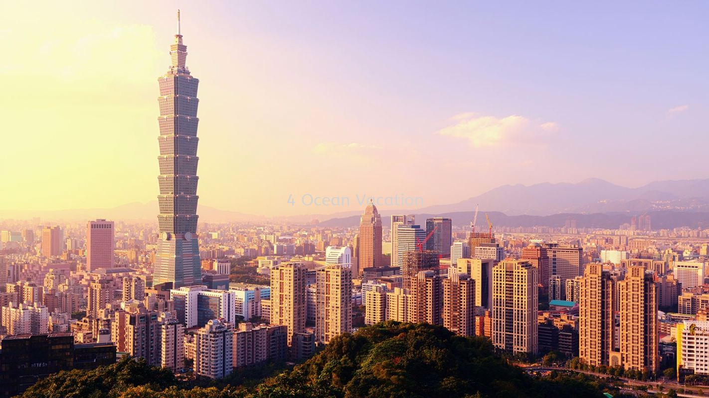 台湾 7天6晚  Taiwan Outbound Tour, Package, Travel, Services ~ Four Ocean Vacation Sdn Bhd