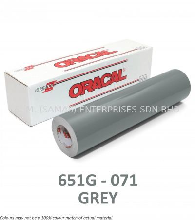 ORACAL® 651 Series