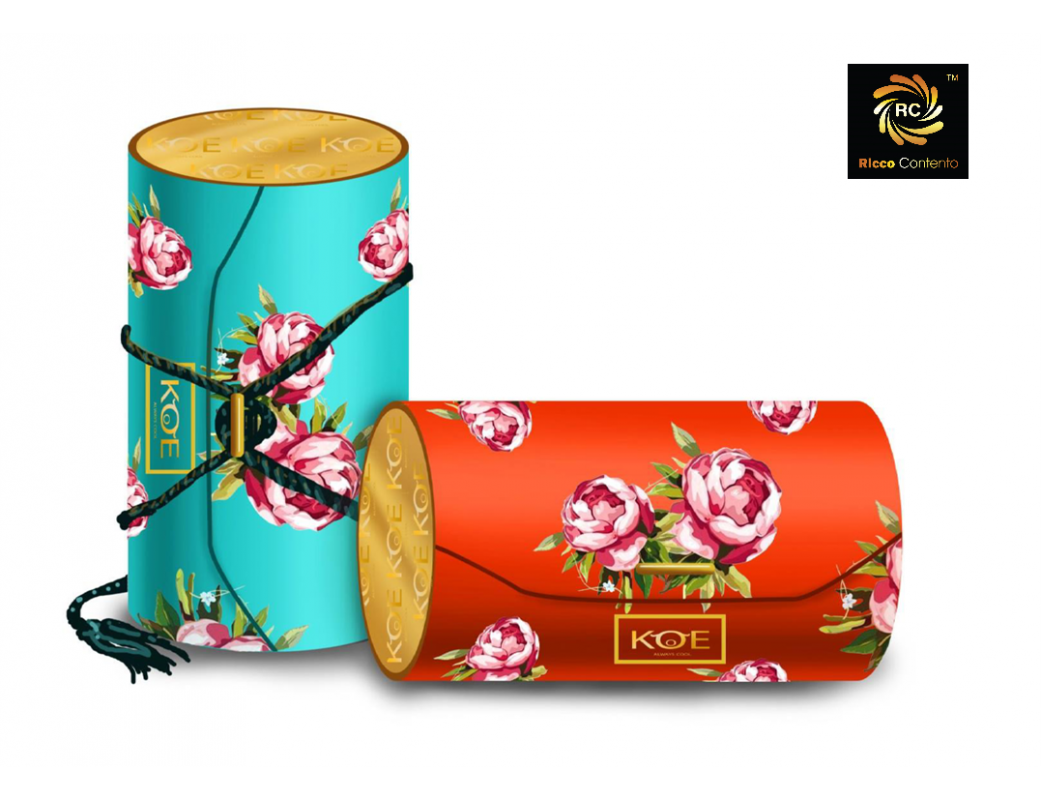 Cylinder Mooncake Packaging Singapore, Selangor, Kuala Lumpur (KL), Malaysia Service, Supplier, Supply, Supplies | Ricco Contento Group Of Company