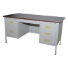 KS103 Metal Desk Metal Cabinet/Wardrobe/Racking/Storage