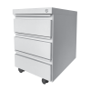 KS181-Steel Mobile Pedestal  Filing Cabinet Metal Cabinet/Wardrobe/Racking/Storage