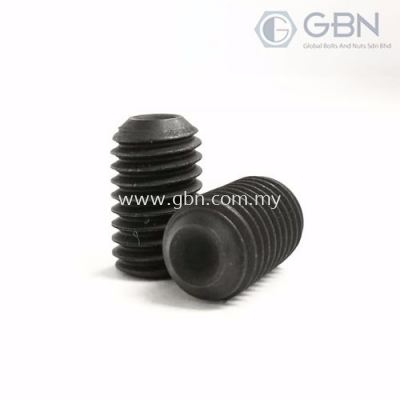 Socket Set Screws (Cup Point, UNF)