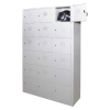 18 Compartment Steel Locker Metal Cabinet/Wardrobe/Racking/Storage