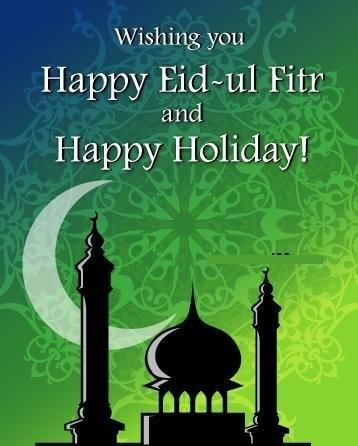 HAPPY Eid al-Fitr & Selamat Hari Raya Aidilfitri - Greeting from PRIMA CONTROL TECHNOLOGY PLT