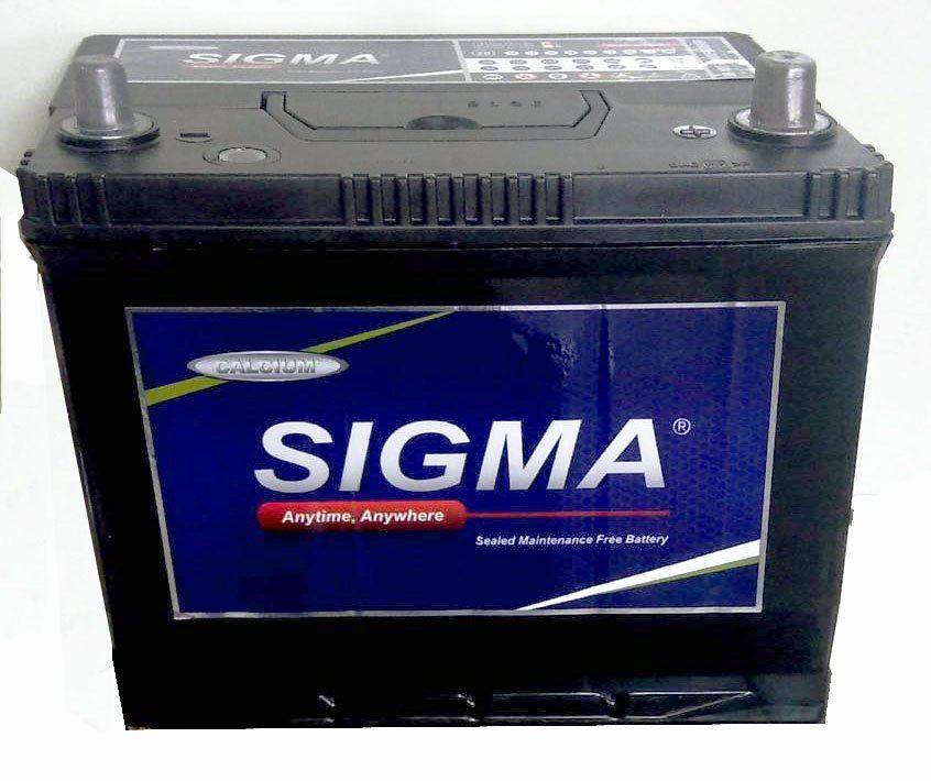 SIGMA Battery SIGMA Battery SIGMA Battery Puchong, Selangor, Kuala Lumpur (KL), Malaysia Supplier, Suppliers, Supply, Supplies | one2one