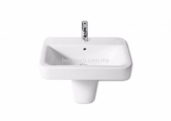 Roca Senso Square Wall Hung Wash Basin (A32751B00J)