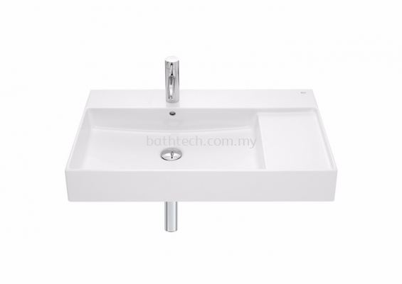 Roca Inspira Wall Hung Wash Basin, 80cm (A32752B000)