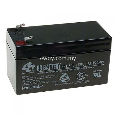 Back up Battery 12V 7AH