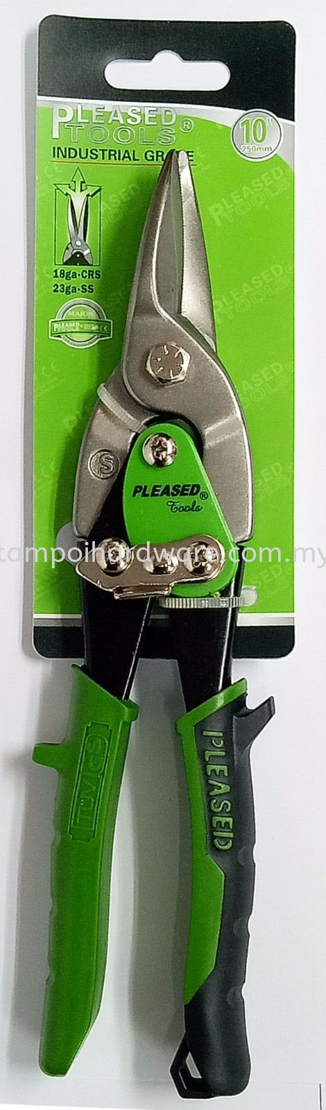 Pleased Brand Tin Snip Cutter 250mm Pliers Hand Tools