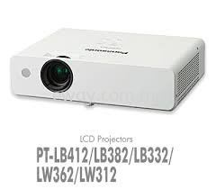 PT-LB412A Panasonic 3LCD Projector Unit