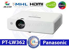 PT-LW362A Panasonic 3LCD Projector Unit