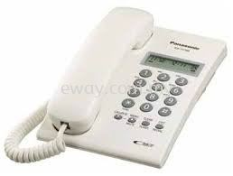 KX-T7703X Panasonic Display Single Line Telephone
