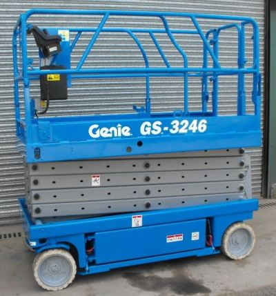 GS3246 Scissor Lift - 12 meter