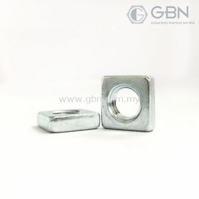Square Nuts DIN 562