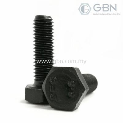 Hex Bolt Din 961 Fine Thread (Full Thread)