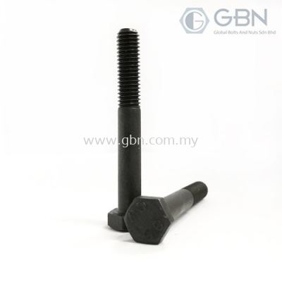 Hex Bolt Din 960 Fine Thread (Half Thread)